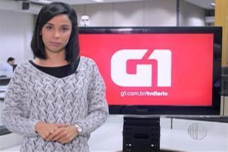 Destaques do G1: Quadrilha que mantinha perfil falso em site de vendas é presa em Ferraz - Eles fingiam que vendiam televisores e quando deveriam entregar o produto ao cliente, anunciavam o assalto.