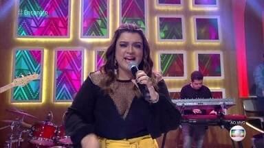 Preta Gil canta 'Sinais de Fogo' - Cantora comemora 15 anos de carreira