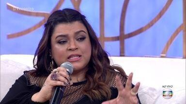 Preta Gil diz que perda de irmão a fez repensar carreira e identidade - Irmão da cantora morreu em um acidente de carro quando ela estava com 15 anos