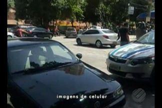 Dois homens foram mortos a tiros no bairro do Marco, em Belém - O crime aconteceu na tarde desta quinta-feira (9) na travessa Barão do Triúnfo com a avenida Rômulo Maiorana.