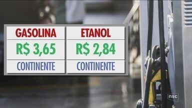 Procon intensifica fiscalização nos postos de combustíveis após reajuste nos valores - Procon intensifica fiscalização nos postos de combustíveis após reajuste nos valores