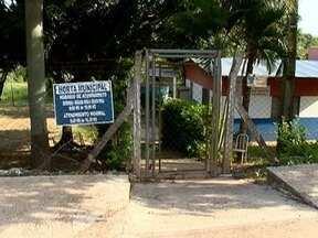 Horta Municipal está abandonada em Presidente Prudente - Entidades assistenciais não recebem alimentos.