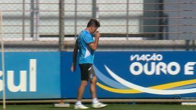 No Alfredo Jaconi, Grêmio quer espantar 'nuvens pesadas' do clube - Lateral Bruno Cortez evita previsão para voltar ao time e aproveita pausa para 'abastecer o carro'.
