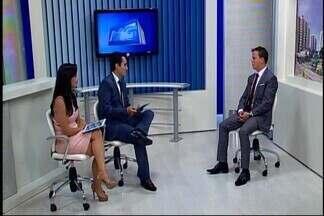 Advogado vai ao estúdio do MGTV em Divinópolis responder dúvidas sobre Reforma Trabalhista - A nova lei começa a entrar em vigor neste sábado (11). Salários, férias e jordana de trabalho foram alguns dos temas discutidos.