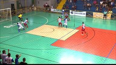 Brejo do Cruz vence fora de casa e fica perto da final da Liga Nordeste de Futsal - Time paraibano fez 5 a 2 na Asec-PE na semifinal da competição regional em partida disputada em Petrolina