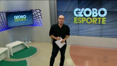 Confira a edição na íntegra de hoje do Globo Esporte - Veja os destaques da área esportiva