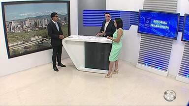Especialista fala sobre Reforma Trabalhista no ABTV - Advogado fala sobre principais mudanças provocadas pela reforma.