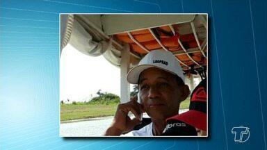 Polícia investiga caso de comandantesde lancha desapareceu após frete de lancha - O corpo de Rionaldo Silva Santos, de 55 anos, foi encontrado no rio Amazonas na quinta-feira (10).