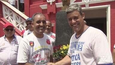 Sindicato dos Estivadores elege novo presidente - A votação aconteceu na tarde desta sexta-feira (10).