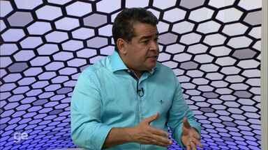 Resenha do GE: Amadeu fala sobre a volta da Desportiva Guarabira e do Nacional de Patos - Presidente da FPF participa do programa desta semana para falar do Paraibano 2018