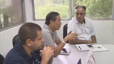 ALE-AM anuncia caravana pela BR-319 - Representantes visitaram Rede Amazônica para anunciar caravana.
