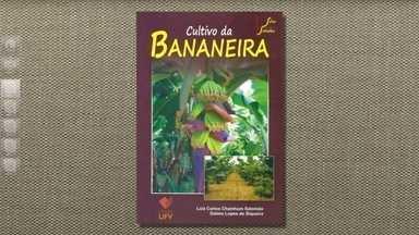 """Livro ensina a ter boa plantação de banana - O livro """"Cultivo da bananeira"""" dá uma ideia do que fazer. É da Universidade Federal de Viçosa e custa R$ 28, já com a despesa de Correio. Para pedir um, escreva para UFV Caixa Postal 251 - Viçosa, Minas Gerais, Cep: 36570-900"""