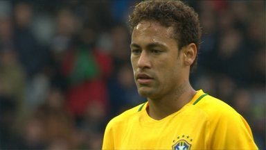 Brasil 3 x 1 Japão - Amistoso