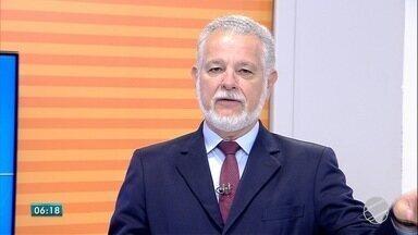 Tércio Albuquerque comenta sobre Reforma da Previdência - Especialista em política fala sobre a relação do presidente da República, Michel Temer, que é a favor da Reforma, e a votação do projeto no Senado.