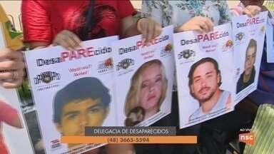 Veja o quadro 'Desaparecidos' desta terça-feira (14) - Veja o quadro 'Desaparecidos' desta terça-feira (14)