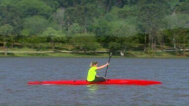 Ana Paula Vergutz leva o nome de Cascavel para o mundo - A atleta compete profissionalmente e já representou a cidade nas Olimpíadas e mundiais de canoagem.