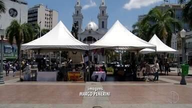Começam as comemorações do Dia da Consciência Negra em Campos, no RJ - Assista a seguir.
