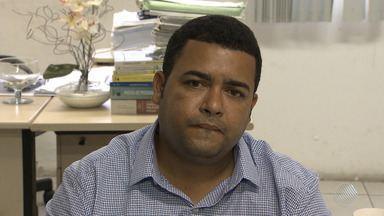 Suspeito de matar a esposa se apresenta à polícia, em Salvador - O crime aconteceu dentro de um apartamento no bairro do Barbalho, em Salvador