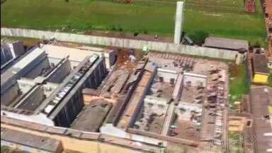 Cinco presos fogem da Penitenciária de Cascavel - Fuga foi registrada depois de quatro dias do fim da rebelião que durou 43 horas