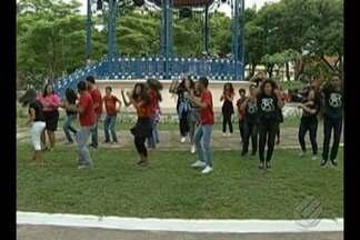 Programação com atividades marca reinauguração da Praça da República - Praça passou por reforma de dois anos.