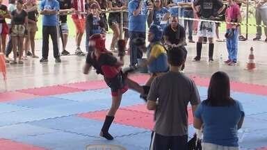 Confira os vencedores da Copa Kickboxing de Cubatão - Veja como foi a 1ª edição.