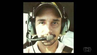 Corpo de piloto que morreu em acidente no interior de São Paulo chega ao Tocantins - Corpo de piloto que morreu em acidente no interior de São Paulo chega ao Tocantins