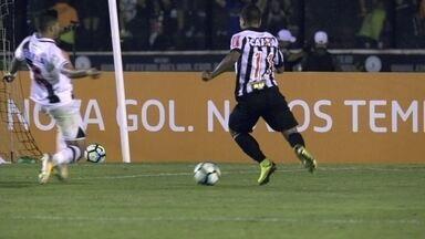 Melhores momentos: Vasco 1 x 1 Atlético-MG pela 35ª rodada do Brasileirão 2017 - Vasco sai na frente, mas Fred empata na etapa final.