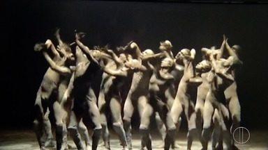 Espetáculo de dança baseado em poema tem apresentação gratuita em Campos, no RJ - Apresentação é nesta quinta-feira (16) no Teatro Municipal Trianon.