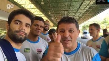Associação Judô Queiroz chega a São Paulo para o GP Interclubes 2017 - Associação Judô Queiroz chega a São Paulo para o GP Interclubes 2017