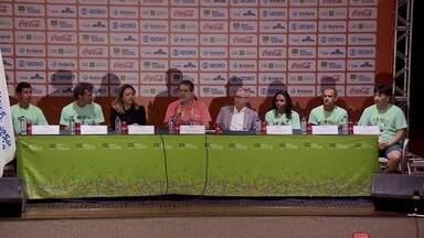 Brasília sedia os Jogos Escolares - A abertura dos jogos será nesta quinta-feira (16), no ginásio Nilson Nelson. Essa competição é importante, pois revela novos talentos em diferentes modalidades. cerca de 4 mil atletas estão na cidade.