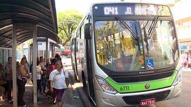 Ônibus do transporte coletivo vão contar com internet gratuita a partir de dezembro - Serviço faz parte de acordo entre empresa de transporte e prefeitura de Maringá