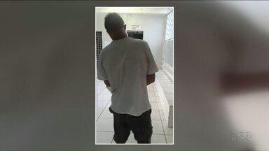 Polícia prende suspeito de matar bombeiro aposentado - Mais um homem que estaria envolvido no crime continua foragido.