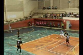 Paysandu vence o Guarani-PA pela semifinal do Parazão de Futsal - Papão passa pelo adversário por 4 a 0 e sai em vantagem para o confronto de volta, que acontece neste sábado, em Mãe do Rio, Nordeste paraense