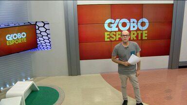 Confira a íntegra do Globo Esporte desta quinta-feira - Veja o que foi destaque na região de Campina Grande