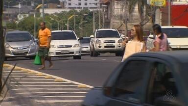 Mais de 300 pessoas são atropeladas em Manaus este ano - Desse total, 53 morreram