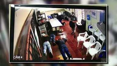 Polícia prende suspeitos de assaltar Consulado do Paraguai em Foz - Crime foi no fim da manhã desta quinta feira.