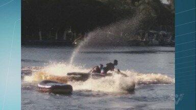 Polícia e Capitania dos Portos investigam acidente com moto aquática - O acidente aconteceu nesta quarta-feira (15) e matou um rapaz de 27 anos, num rio de Itanhaém.