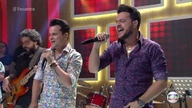 João Neto e Frederico cantam 'Cê Acredita?' - Música tem a participação do MC Kevinho