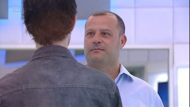 Alex Sander comenta reconciliação com o filho - Ele foi o participante do primeiro episódio do quadro 'O Próximo Passo'