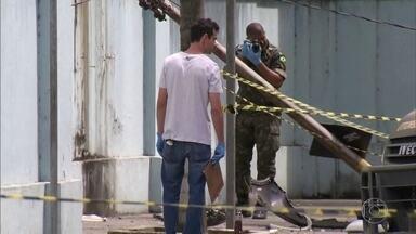 Uma guerra entre quadrilhas rivais no Caju já deixou quatro mortos - A facções disputam o controle da venda de drogas na região.