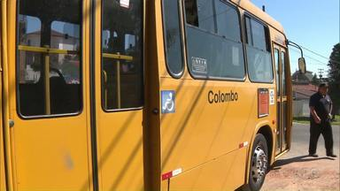Motorista de ônibus é agredido meses depois de ter sido baleado em assalto - O caso aconteceu na região metropolitana de Curitiba e preocupa motoristas e cobradores.