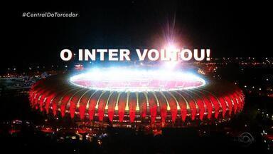 A Volta: confira a última reportagem da série sobre o retorno do Inter à série A - Assista ao vídeo.