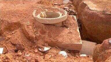 Prefeitura dá resposta sobre problemas em obra de drenagem no Setor Janaína em Palmas - Prefeitura dá resposta sobre problemas em obra de drenagem no Setor Janaína em Palmas