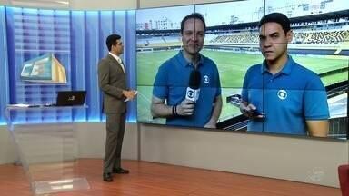 Ceará encara Criciúma podendo garantir acesso para Série A; veja os detalhes - Vovô joga fora de casa contra o Criciúma.