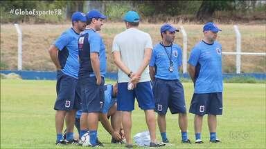 Paraná Clube joga a primeira chance de acesso - Se vencer o CRB neste sábado (18) e Londrina e Oeste tropeçarem, Tricolor já poderá comemorar a volta para a primeira divisão