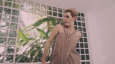 Festival Curta Santos apresenta mostra Videoclipe Caiçara - Um dos artistas selecionados é o cantor Silvino.