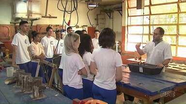 Cursos técnicos são oportunidade para conquistar uma vaga no mercado de trabalho - As inscrições podem ser feitas até o dia 24 de novembro nos colégios estaduais.