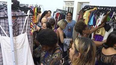 Bazares têm produtos diversificados a preços acessíveis em Belo Horizonte - O mercado está em alta na capital, de olho nos clientes que já começaram as compras para festas de fim de ano.