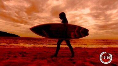 Praia de Maresias recebe circuito Gabriel Medina de surfe - Campeonato serve de porta de entrada nas competições para muitos surfistas que estão começando.