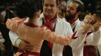 Domingo (19) é o ultimo dia de ENART, em Santa Cruz do Sul - Assista ao vídeo.